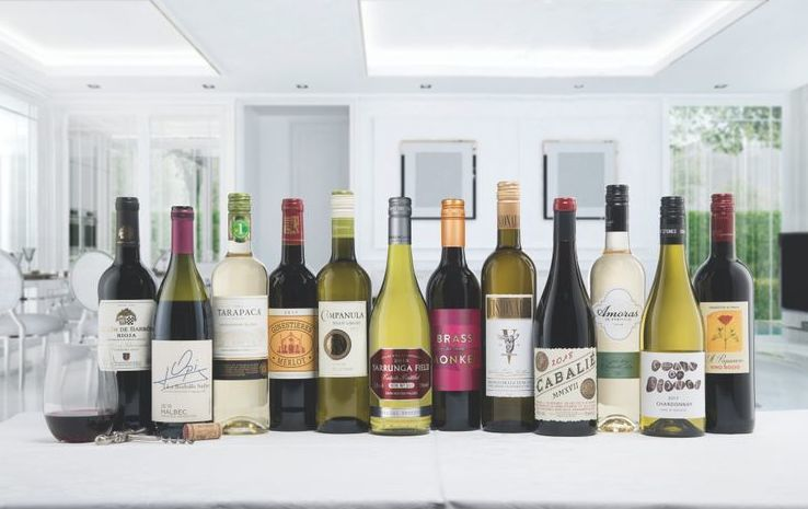 Win wine for a year, courtesy of Laithwaite's Wine