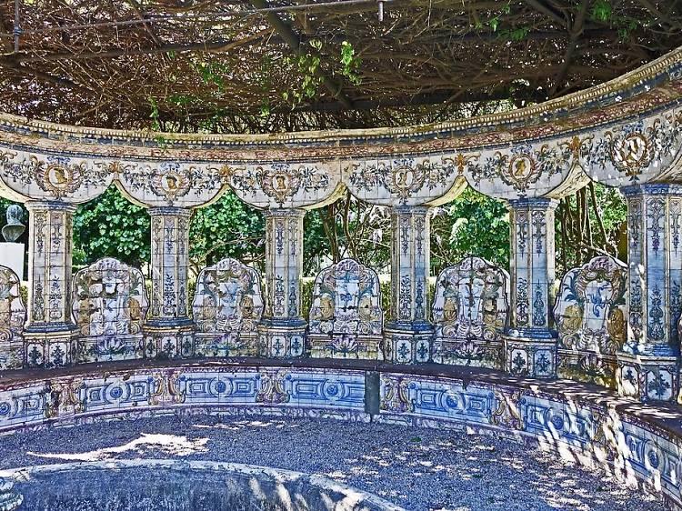 Jardim da Quinta dos Azulejos