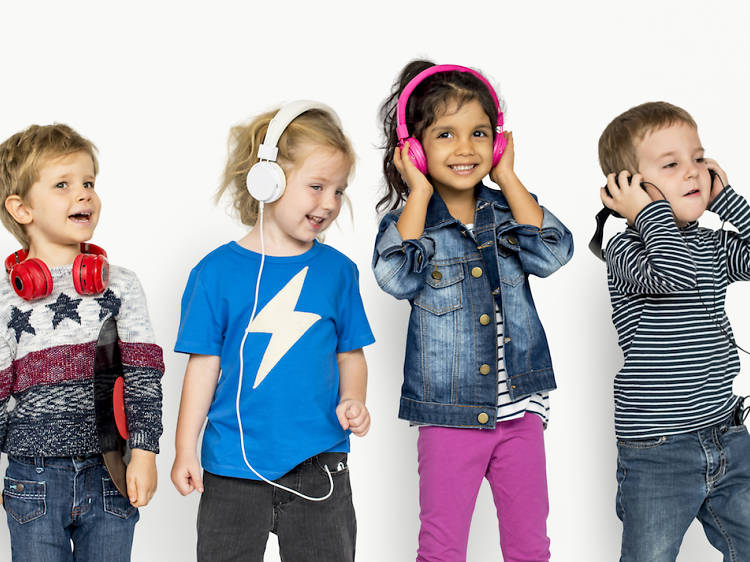 The best podcasts for kids of all ages