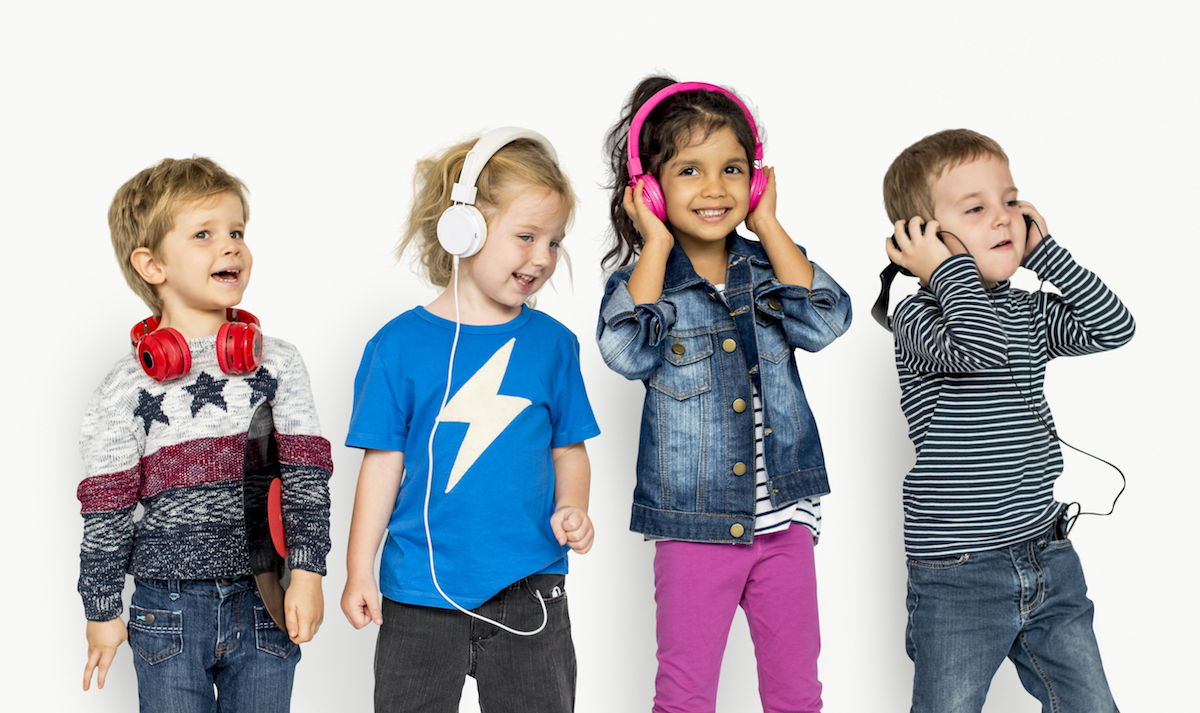 Best podcasts for kids of all ages