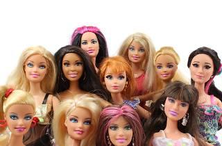 Barbie en el MUJAM
