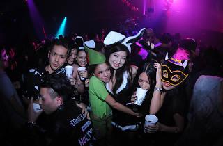 Fiesta de Halloween en la CDMX
