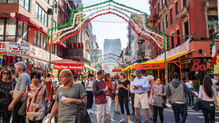 What to eat at the Feast of San Gennaro this weekend