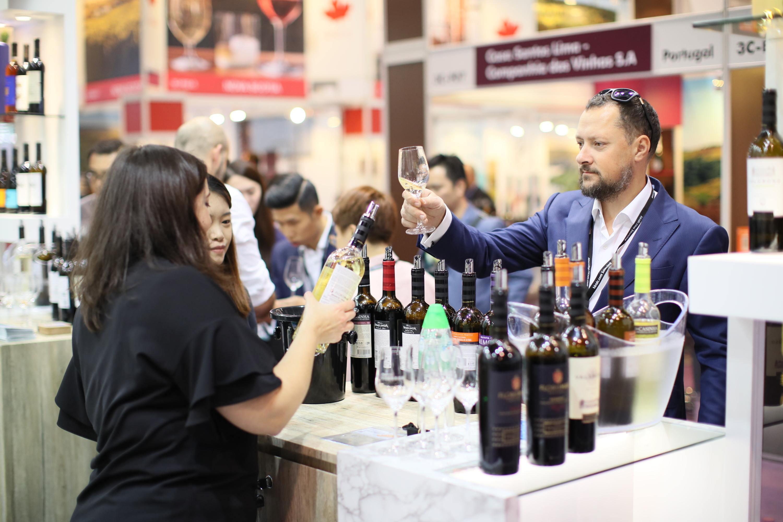 Hong Kong International Wine & Spirits Fair 2019