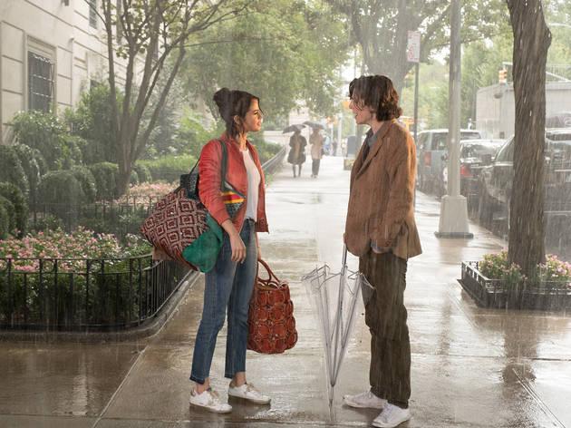 Um Dia de Chuva em Nova Iorque (2019)