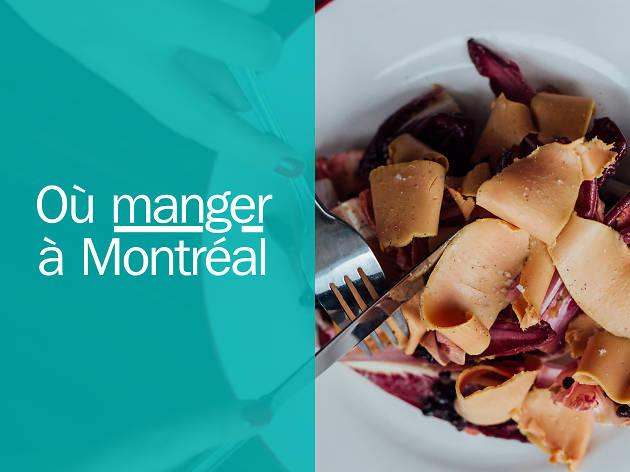 Les 71 meilleurs restaurants à Montréal qui ne servent que de la qualité