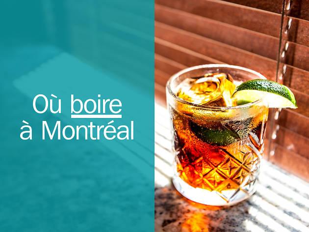 Les 55 meilleurs bars à Montréal pour du bon temps et de bons verres