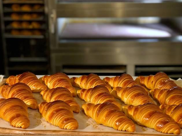 Gontran Cherrier croissants