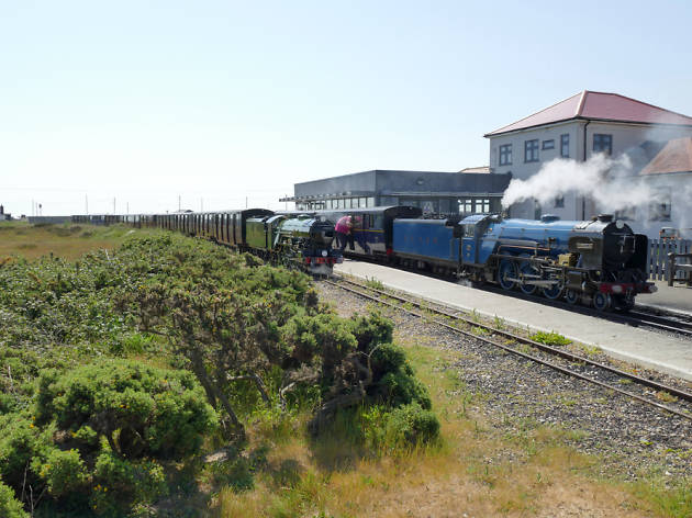 Romney, Hythe and Dymchurch light railway