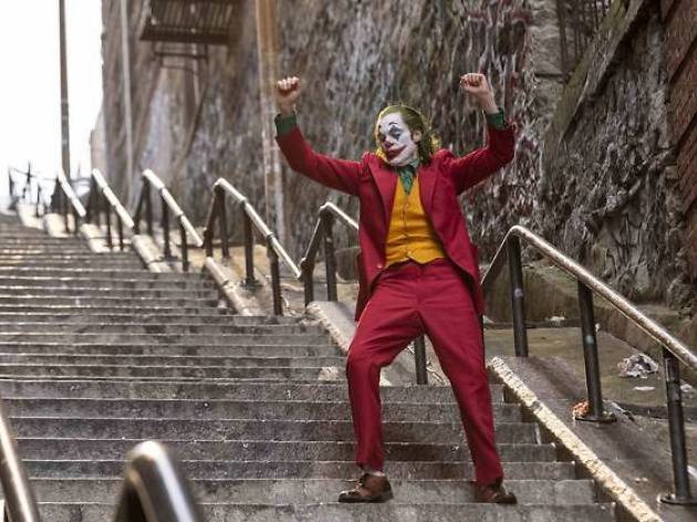 Joker fans, AOC isn't thrilled about you using those stairs for your Instagram