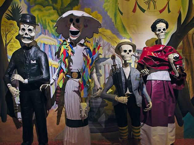 5 ofrendas de Día de Muertos para visitar en la CDMX