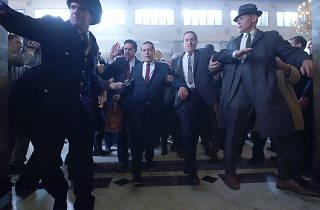 El irlandés, la nueva película de Martin Scorsese