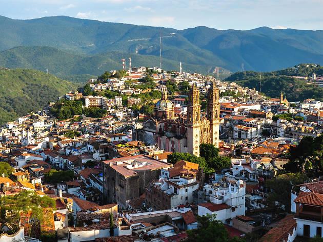 El taller de joyería que está en lo alto de Taxco