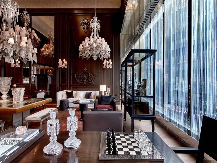 The Grand Salon at the Baccarat