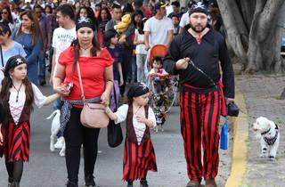 La quinta edición de Caminata Canina con Disfraces llega a la CDMX con actividades para disfrutar en familia