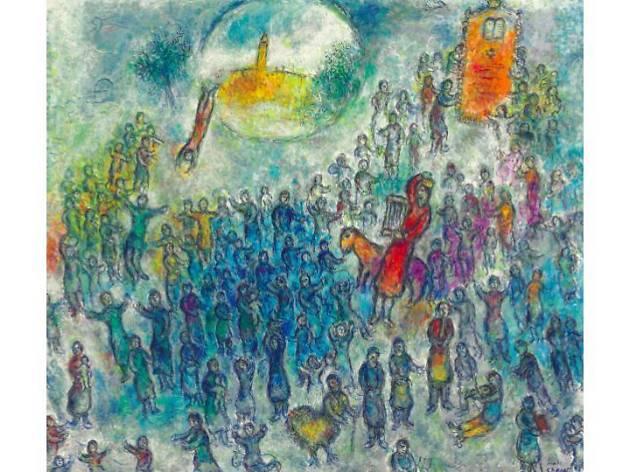 秋の名品展 モダンアートの巨匠 -モネからシャガールまで-