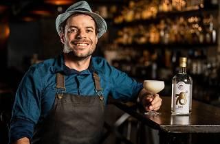 Bryce McDonough at Burrow Bar