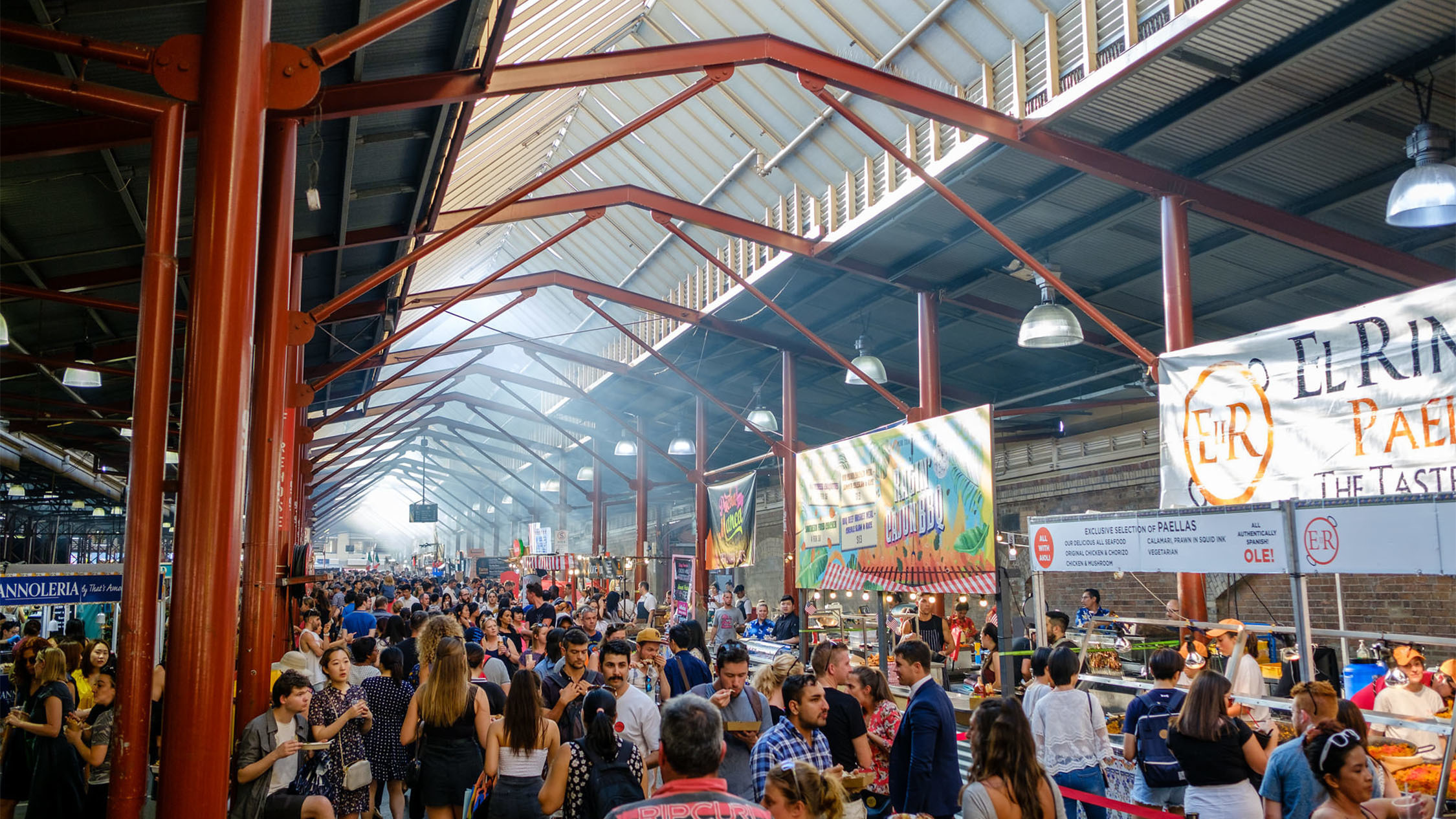 The Queen Victoria Night Market