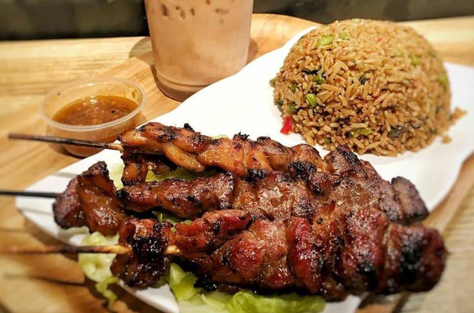 Grill Thai