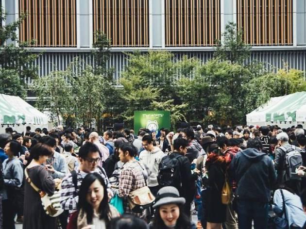 福徳の森日本酒祭 モリノミ
