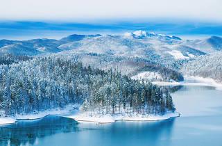 Lokvarsko Lake, Gorski Kotar