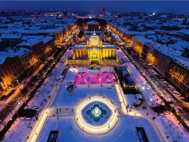 Ice park Zagreb