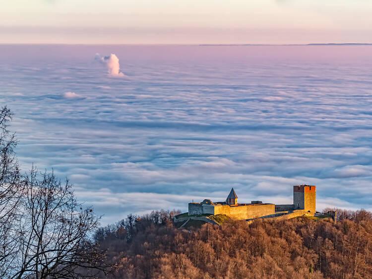 Zagreb's new €5 million Medvedgrad visitor centre will open October 22