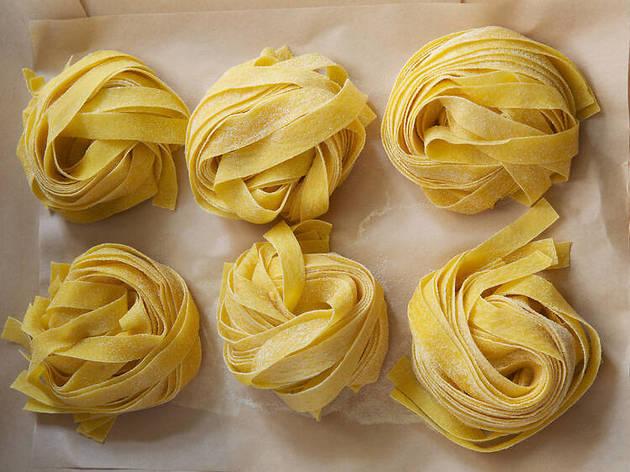 Ce vendredi, distribution de pasta gratis dans tout Paris!
