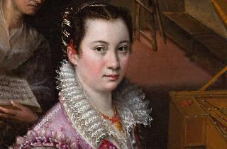 Historia de dos pintoras: Sofonisba Anguissola y Lavinia Fontana