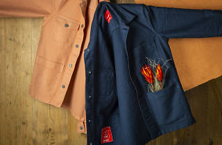 Time Out gift guide - Paynter Jacket