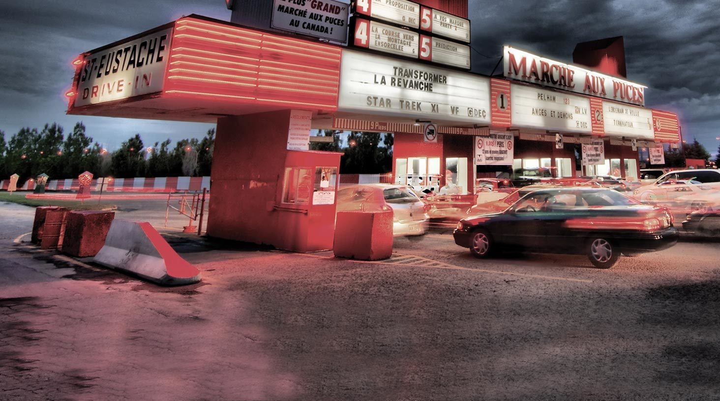 Drive-in Saint-Eustache