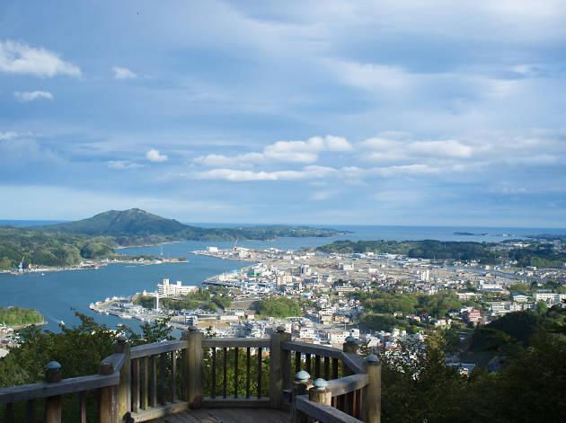 Kesennuma view
