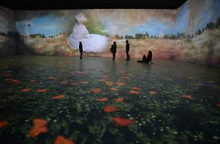 Monet a l'Ideal