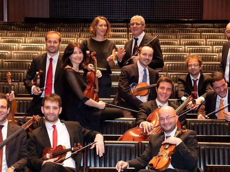Venice Baroque Orchestra and Giuliano Carmignola Concert
