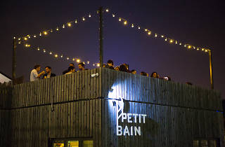 Petit Bain in Paris