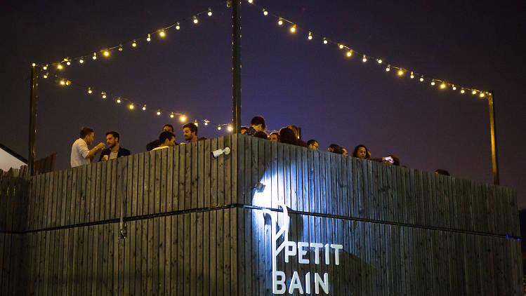 Petit Bain in Paris