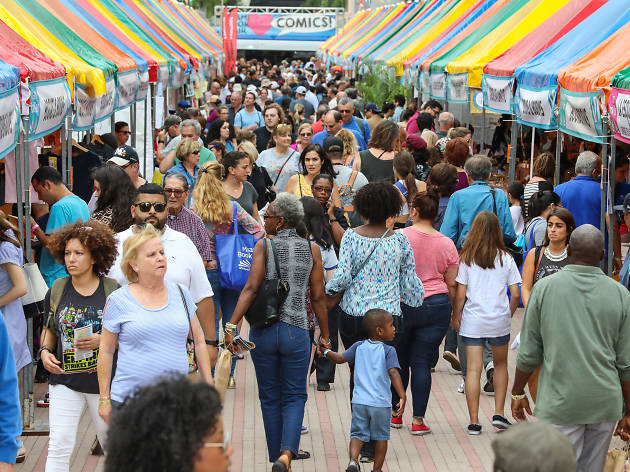 The 7 things every first-timer should know before hitting the Miami Book Fair