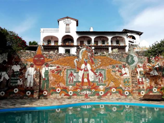 Hotel Posada de la Misión en Taxco, Guerrero
