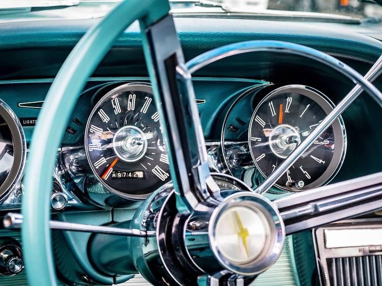 Vintage Auto Show at Deering Estate