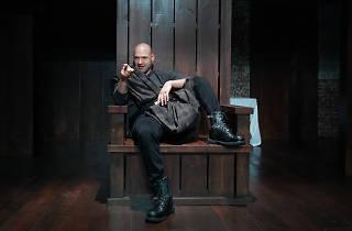 Corey Stoll in Macbeth