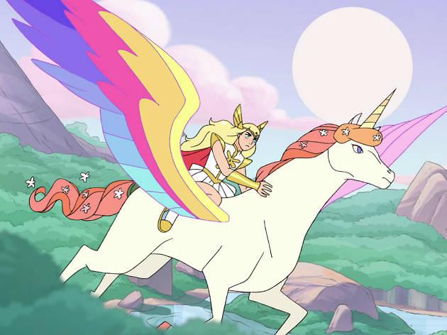 She-Ra y las princesas del poder: Temporada 4