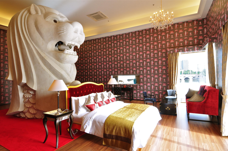 「The Merlion Hotel」(2011年・シンガポール)