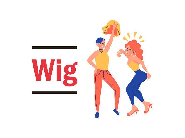 wig_eng slang
