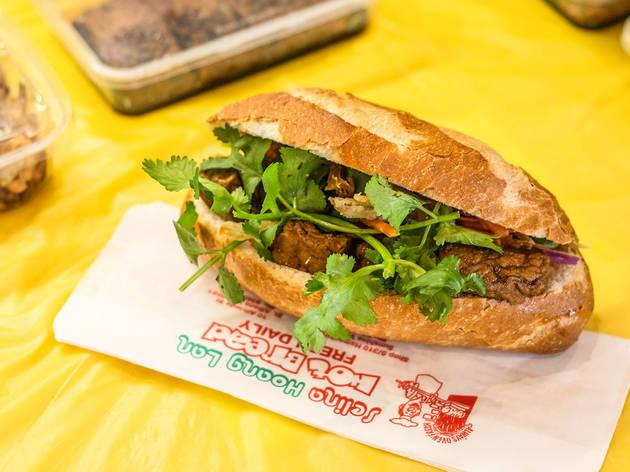 Banh Mi at Selina Hot Bread