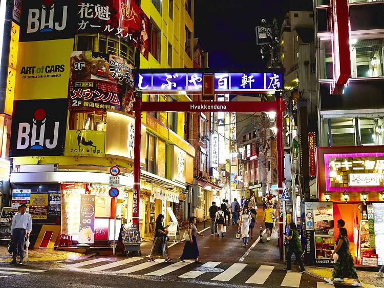 渋谷のもう一つの顔をのぞく。