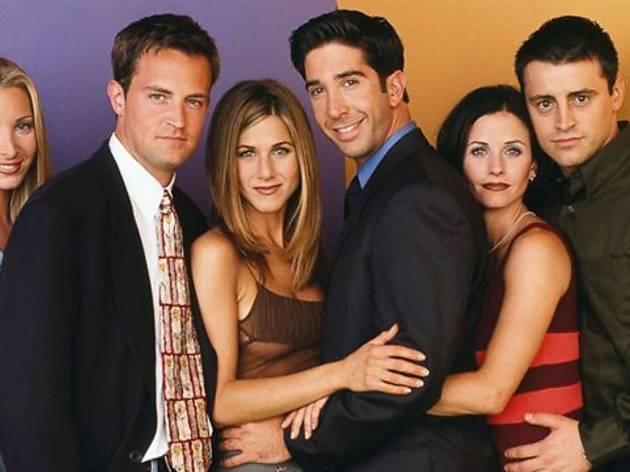 Un marathon Friends au cinéma pour les 25 ans de la série !