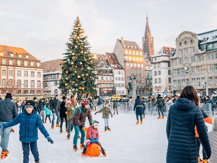 Dez mercados de Natal na Europa que valem a viagem