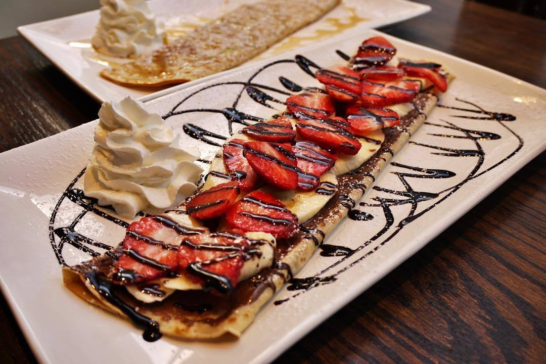 21 Best Crepes In Montreal For Breakfast Brunch And Beyond