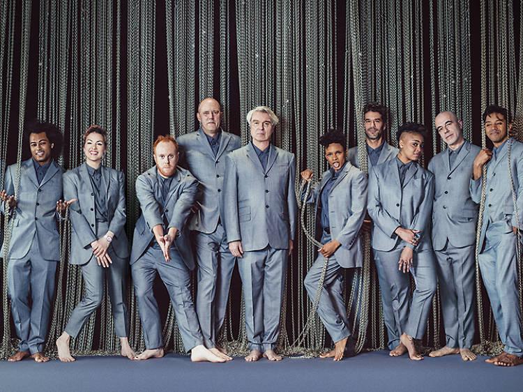 David Byrne's American Utopia (HBO)