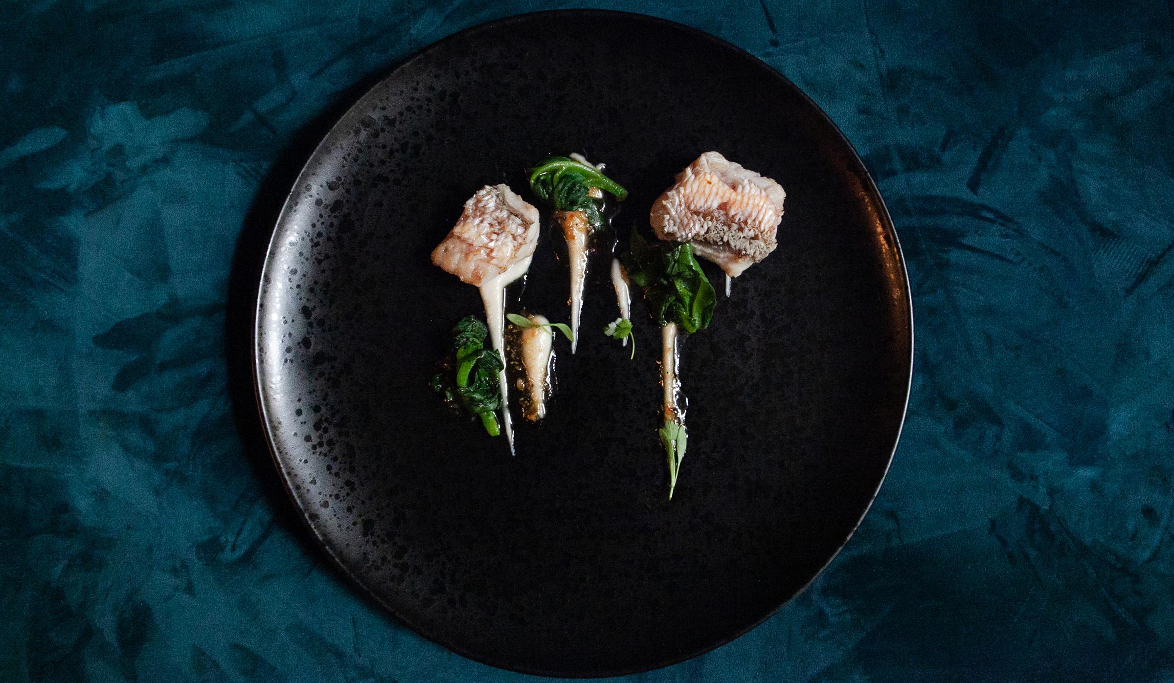 Da Lat Rose Crustacean tasting menu Beverly Hills